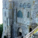 Mont Saint Michel - L'Abbazia 4