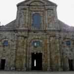 Mont S Michel - La Chiesa - Facciata