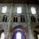 Mont S Michel - La Chiesa - Navata