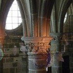 Mont Saint Michel - Salle des Chevaliers 2