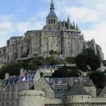 Mont S Michel - dal basso