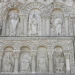 Poitiers - Notre Dame - Apostoli