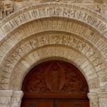 Poitiers - Notre Dame - Il Portale