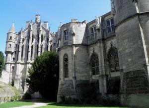 Poitiers visita Palazzo dei Duchi Aquitania