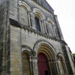 Poitiers - Saint Hilaire - La Facciata