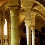 Poitiers - Saint Hilaire - Colonnato 2