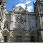 Poitiers - Saint Pierre - La Facciata