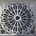 Poitiers - Saint Pierre - Il Rosone