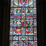 Poitiers - Saint Pierre - La Crocefissione