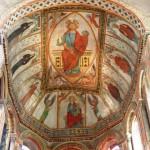 Poitiers - Santa Radegonda - Affreschi Abside
