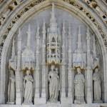 visitare Poitiers Santa Radegonda
