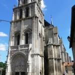 Poitiers - Santa Radegonda - La Chiesa