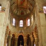 Poitiers - Santa Radegonda - Abside