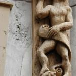 Rennes - Casa Brettone - Scultura 3
