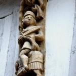 Rennes - Casa Brettone 2 - Scultura