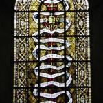 Rennes - Cattedrale di Saint Pierre - Vetrata