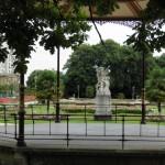 Rennes - Parc Thabor - Chiosque