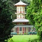 Rennes - Parc Thabor - Voliera