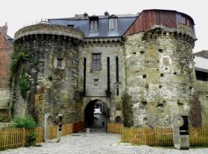 Rennes visita Porte Mordelaises
