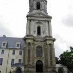 Rennes - Saint Melaine - Facciata
