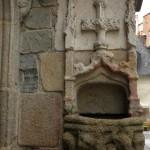 Rennes - Saint Yves - Acquasantiera