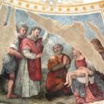 Rignano - SS Vincenzo e Anastasio - Incontro Abbondio e Abbondanzio Marciano