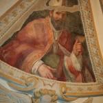 Rignano - SS Vincenzo e Anastasio - Abside - S Anastasio
