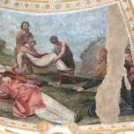 Rignano - SS Vincenzo e Anastasio -Tumulazione Abbondio Abbondanzio