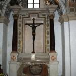 Rignano - SS Vincenzo e Anastasio - Cappella Crocefisso