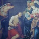 Rignano - SS Vincenzo e Anastasio -  Decapitazione S Giovanni