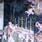 Rignano - SS Vincenzo e Anastasio - S Gregorio, 1° cappella Navata sx