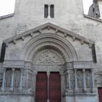 visitare arles Saint Trophime