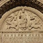 Saint Trophime - Lunetta del portale