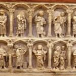 Saint Trophime - Sarcofago Paleocristiano