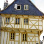 Vannes - Casa di Legno