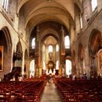 Vannes - Cattedrale - Navata