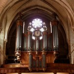 Vannes - Cattedrale - Organo