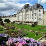 Vannes _ Chateaux  de l'Hermine