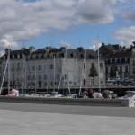 Vannes - Veduta della Città dal Porto