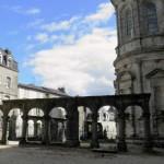 Vannes - Cattedrale - antico Portico