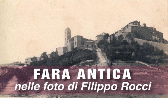Fara Sabina antica nelle foto di Filippo Rocci