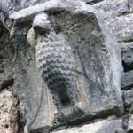 Orvinio - Abbazia di Santa Maria del Piano - Particolare
