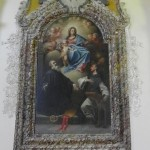 S Maria Valleb - Appariz Vergine a B Stefano primo Eremita Valleb.