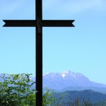 S Maria di Vallebona - Panorama Monte Velino