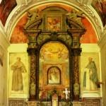 S Maria di Vallebona - Orvinio