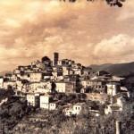Casperia - Centro storico inizio anni 50