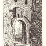 Caperia - Porta Romana