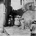 Nazzano - 1904 - Scalinata di Via S Antimo