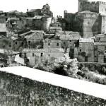 Nazzano - Il Centro Storico nel 1956