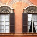 Palazzo Vescovile - Finestre - Reggio Emilia